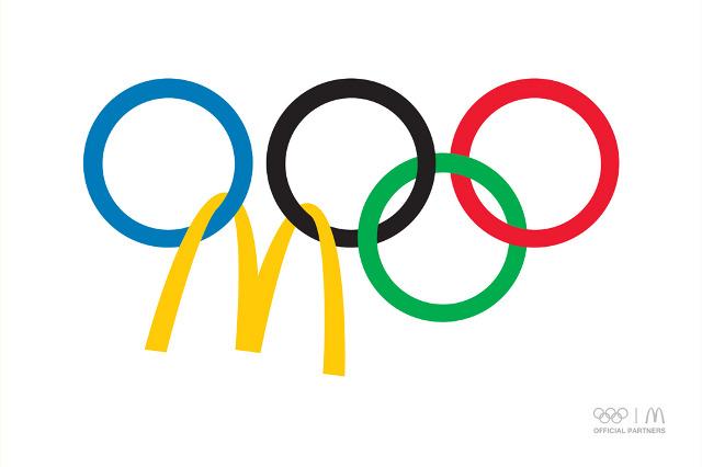 McDonald's Olympics Logo
